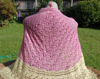 Flora (PDF knitting pattern)