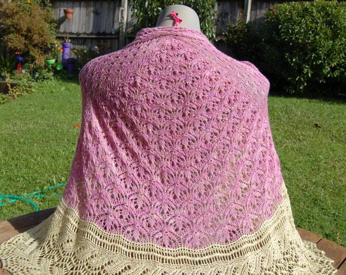 Flora (PDF knitting pattern)