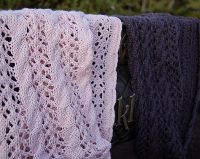 Tread (PDF knitting pattern)