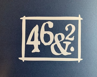 Tool 46&2 permanent decal