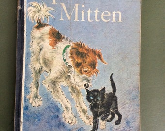 Tip and Mitten By Paul Mc Kee 1966/Fourth Edition/Reading For Maening /Houghton Mifflin