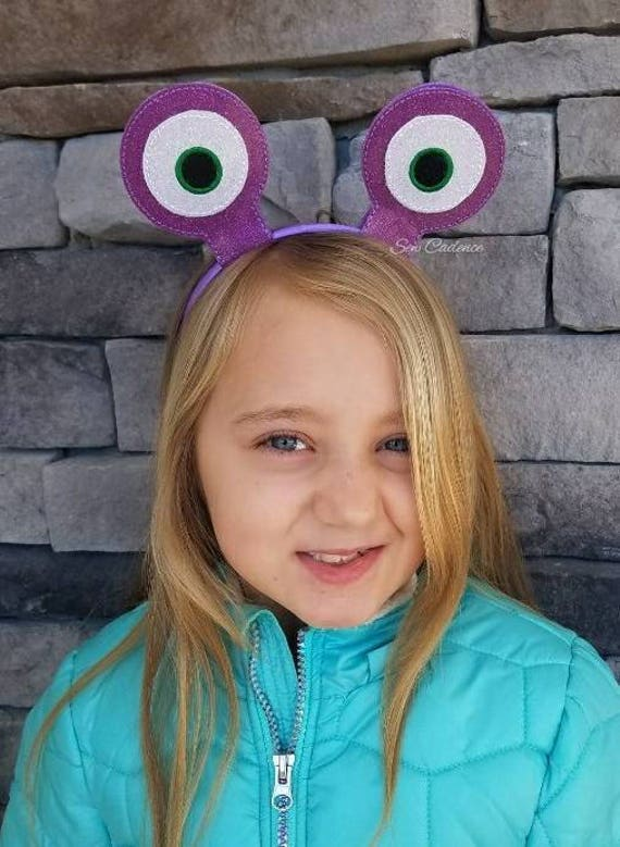 Purple Crab Eyes Moana Crab Tamatoa Costume Boo Monsters Etsy
