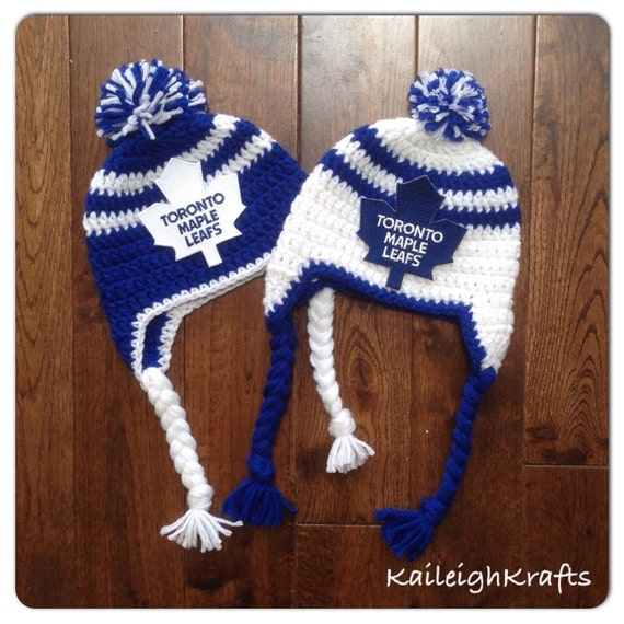 Twins  Siblings  Father and Son Handmade Toronto Maple Leafs  3c7ed538f9d