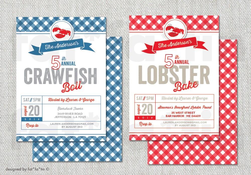 Feesten, speciale gelegenheden Red Spotty Bbq Grill Childrens Birthday Party Invitations Wenskaarten, briefpapier