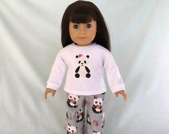 5e1a41b23e83 Doll pajamas