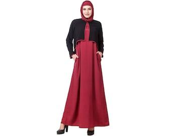 b025a525f142 comprare abiti hijab abaya plus size abbigliamento di MyBatua