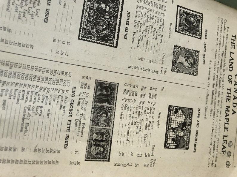 Empire Stamp Quarterly Spring Stamp Price Guide