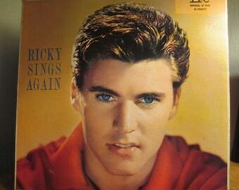Ricky Nelson Album 1960's