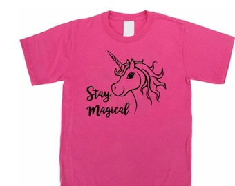 Unicorn - chemise enfant magique séjour