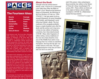 Gilgamesh Essays: Examples, Topics, Titles, & Outlines