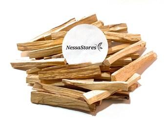 NessaStores Palo Santo Holy Wood Incense Sticks Peruvian ( 15 pcs) #JC-65