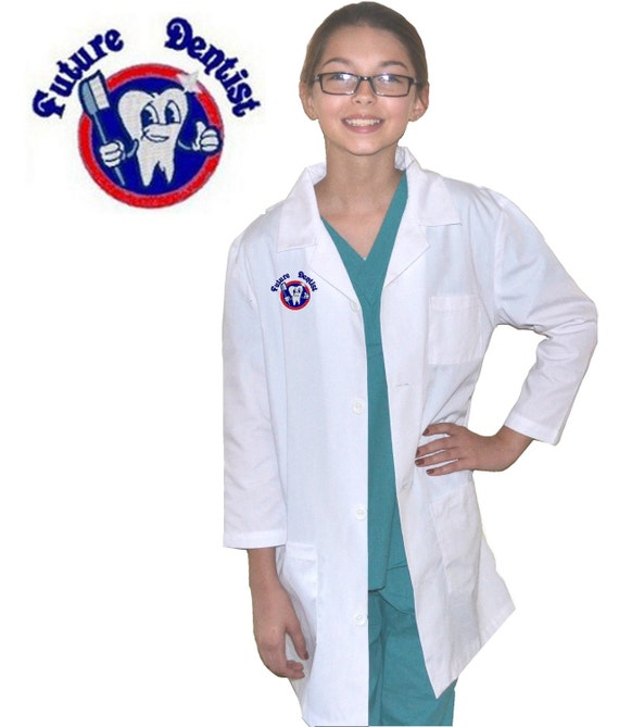 Kinder-Zahnarzt-Kittel