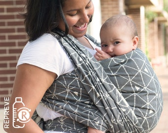 Delta Pepper with Repreve® Baby Carrier Woven Wrap size 5 (4.2m)