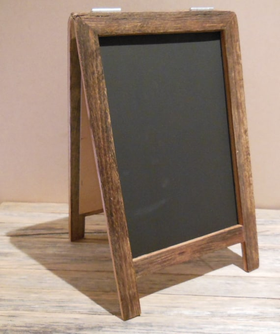 Recycled Picture Frame Chalkboard