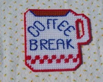 Coffee Break Coaster
