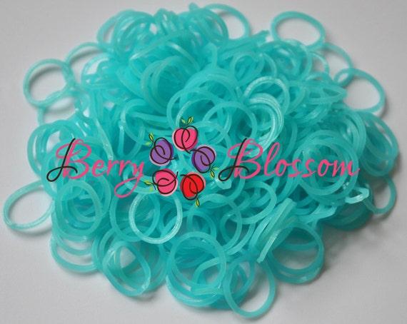 600 Glow in the dark Loom Bands making bracelets Elasticx buy 2 get 1 Free