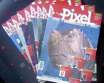 Complete Collection Ed.norma Pixel Graphic Design 9 Books