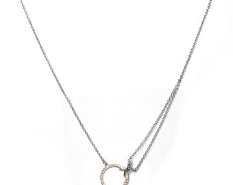 Hugs and Kisses Necklace