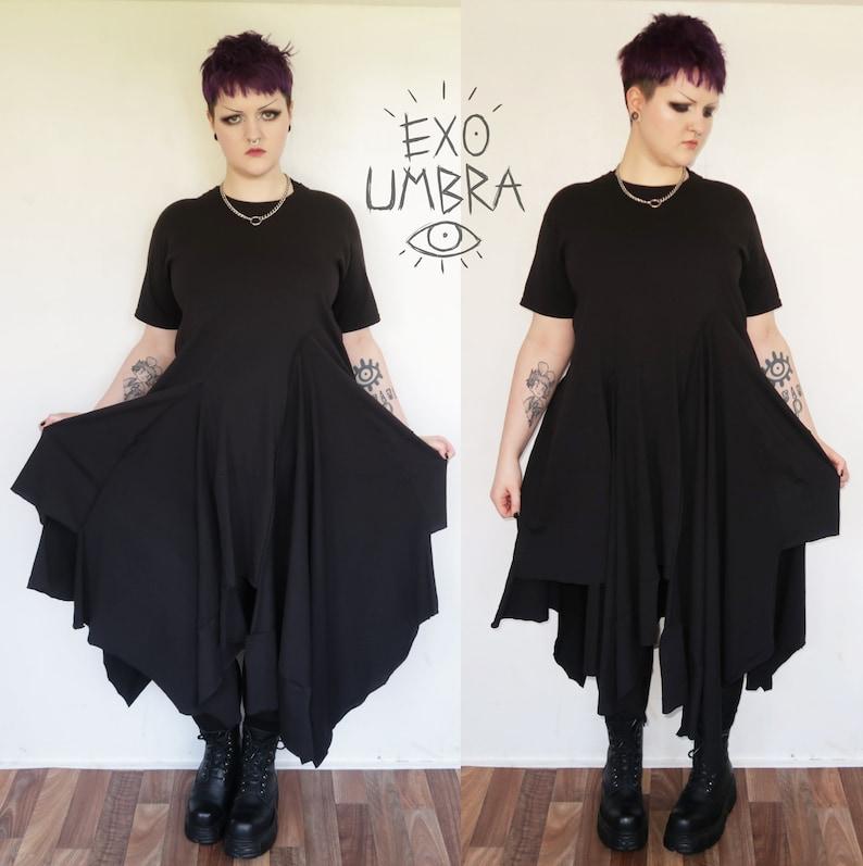 Vampire dress Handmade Plus sizes image 0