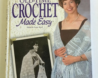 Old-Time Crochet Made Easy