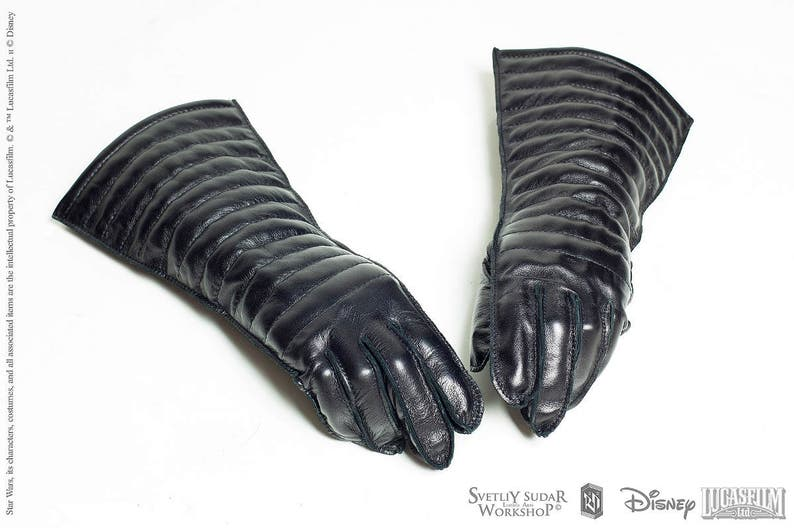 Darth Vader Gloves from IV episode / level three certification image 0