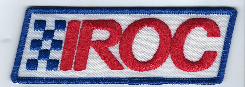 "Bosch Spark Plugs Racing Patch 4/"" x 3/"" Embroidered Vintage"