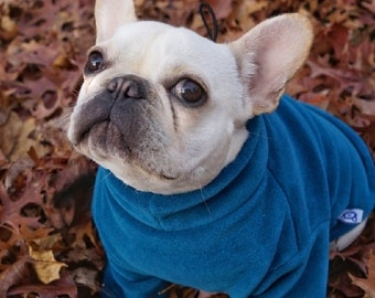 830fd47da74 Snorf Industries  the Bullover® - pullover for bulldogs   barrel-chested  dogs! Great for pugs