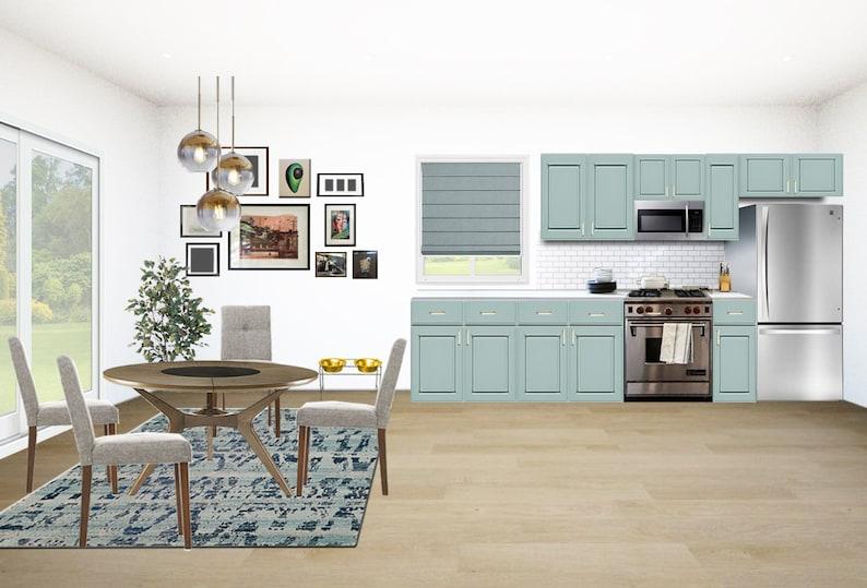 Pleasant Online Kitchen Interior Designs Mid Century Modern Contemporary Kitchen Design Aqua Kitchen Design Download Free Architecture Designs Scobabritishbridgeorg