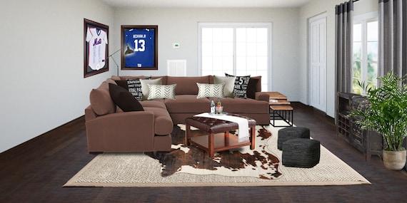 Modern Man Cave Designs Masculine Living Room Designs Etsy