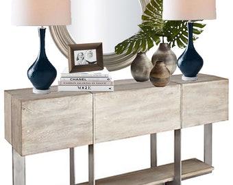 Moodboard - Glam Foyer Moodboard - Online Interior Design - Glam Entryway Interior Designs