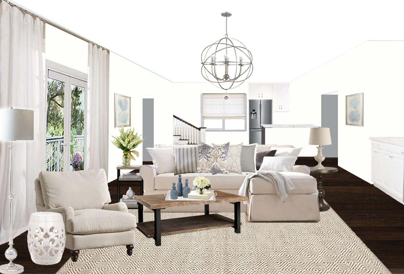 Transitional Living Room Designs Neutral Living Room Designs Coastal Rustic Living Room Designs