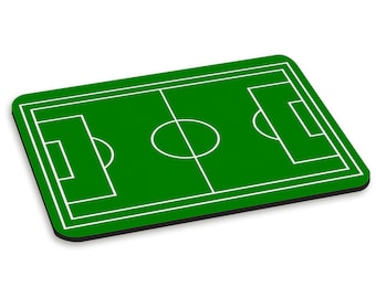 Football Soccer Pitch Field PC Computer Mouse Mat Pad