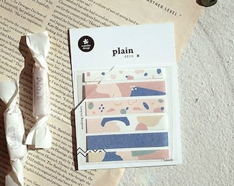 Planner Stickers [Plain16] Stationery / Diary Stickers / Journal Stickers / Bullet Journal / Scrapbooking Stickers / Decorative /Journalling