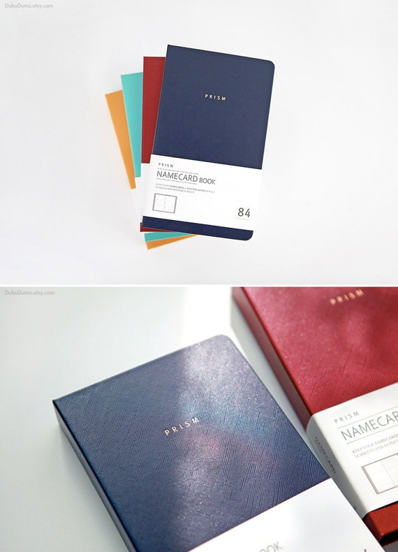 b6584946e9d69 Instax Mini Album [PRISM] / Business Card Book / Photo Album / Polaroid  Photo Album / Photo Book / Photo Frame, Holder / Scrapbooking