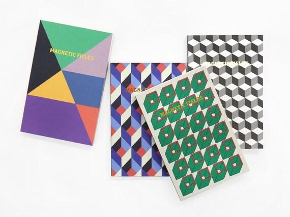 Blank Notebook Plain Notebook Spiral Notebookscrapbook Etsy