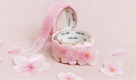 Bullet Journal Blossom Washi Tape White Cherry Blossom Washi Tape