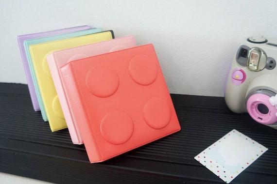 Instax Mini Album Bloc Carte De Visite Livre Photo Polaroid