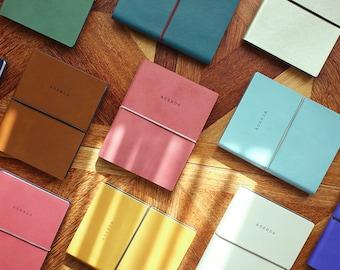 Agenda Monthly&Weekly Planner [17 Colors] / 2018 Planner / Planner 2018 /  Undated Planner / Agenda / 2018 Journal / Diary / Bullet Journal