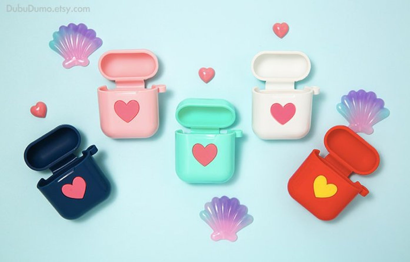 Heart Airpods Cases Page Two