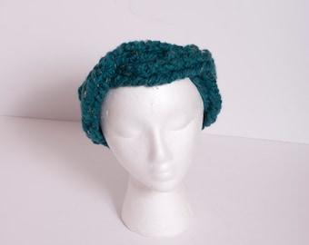 Chunky Twisted Ear Warmer Headband