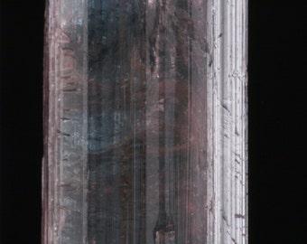 Gorgeous Tourmaline Crystal Gemstone, Minas Gerais, Brazil