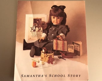 American Girl DOLL FELICITY Christmas STORY PAMPHLET Pleasant Company Borderless