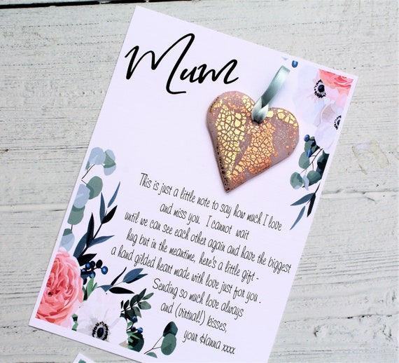 Congratulations Card for Wedding slipcase with Wooden Heart