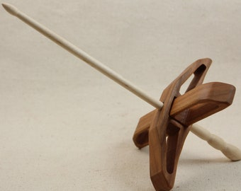 Cherry wood Deco Turkish Drop Spindle