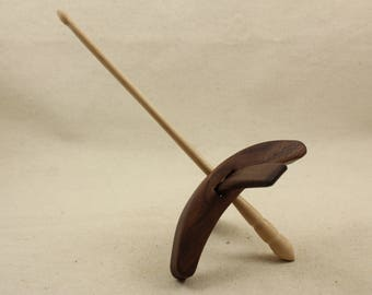 Walnut Standard Turkish Drop Spindle