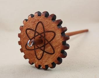 Medium Weight Atom Gear Spindle