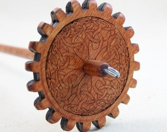 Celtic Gear Spindle