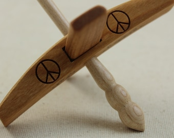 Peace Apex Turkish Drop Spindle