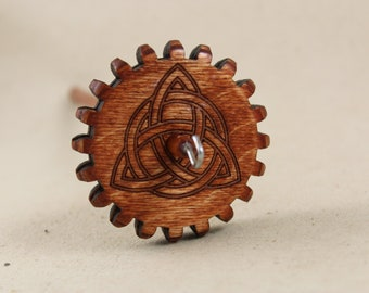 Light Weight Triquetra Gear Spindle