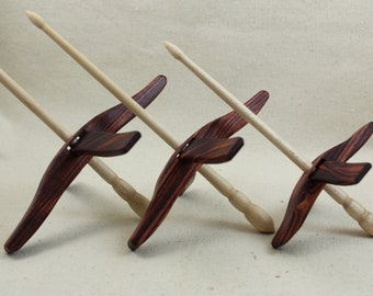 Kingwood Glider Turkish Drop Spindle Set